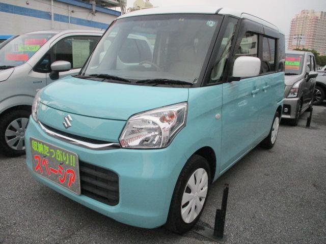 沖縄県の中古車ならスペーシア X MK42S 2型
