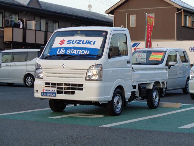 スズキ KCエアコンパワステ 4型 パートタイム4WD 5MT