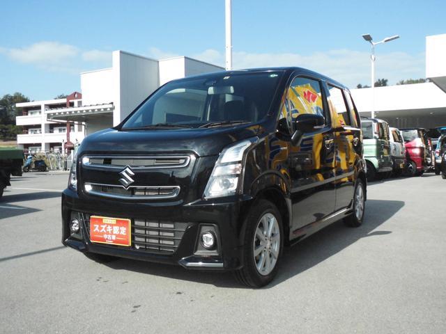 沖縄県うるま市の中古車ならワゴンRスティングレー スティングレー HYBRID X 2型