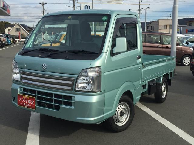 スズキ KCスペシャル 3型 キーレスエントリー パートタイム4WD