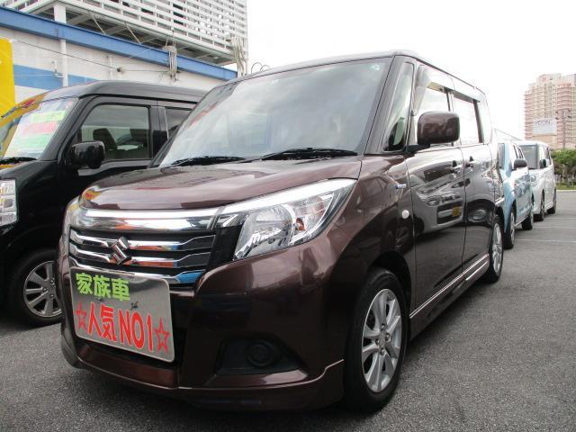 沖縄県の中古車ならソリオ HYBRID MX MA36S