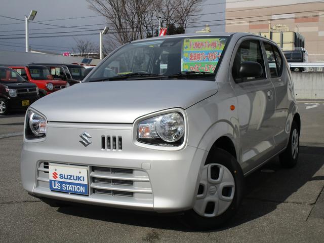 スズキ L 2WD 2型 スズキセーフティサポート装着車