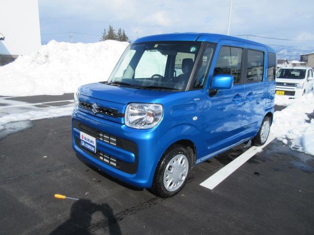 スズキ HYBRID G CVT 4WD車