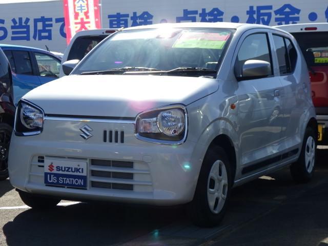スズキ L 2型 地区限定車 自動(被害軽減)ブレーキ