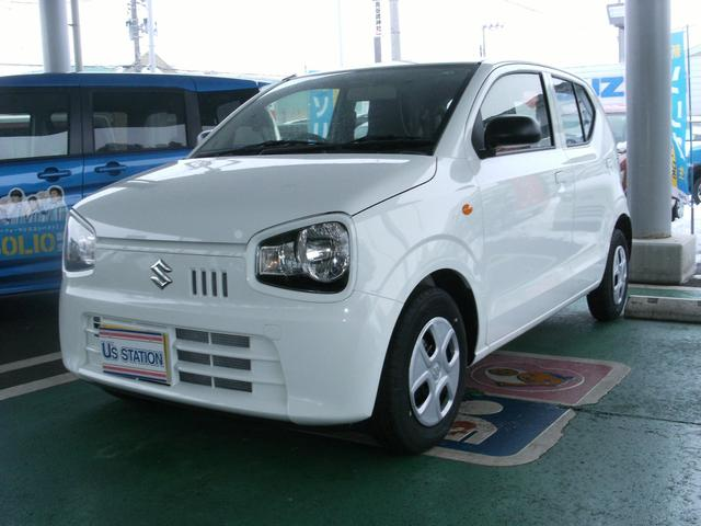 スズキ L 2型 CVT 4WD