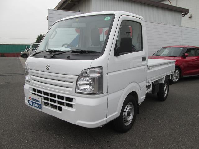 スズキ KCエアコンパワステ 4型 5速マニュアル 4WD