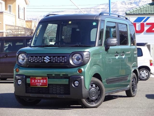 スズキ スペーシアギア ギア HYBRID XZ 4WD