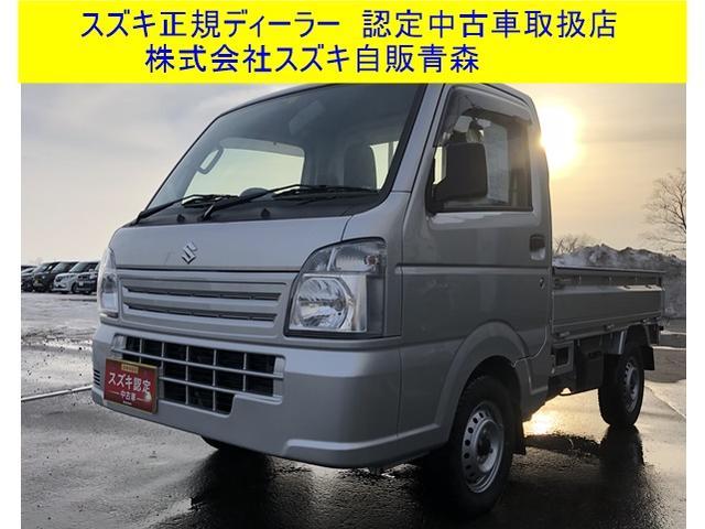 スズキ KCエアコンパワステ 4型 4WD