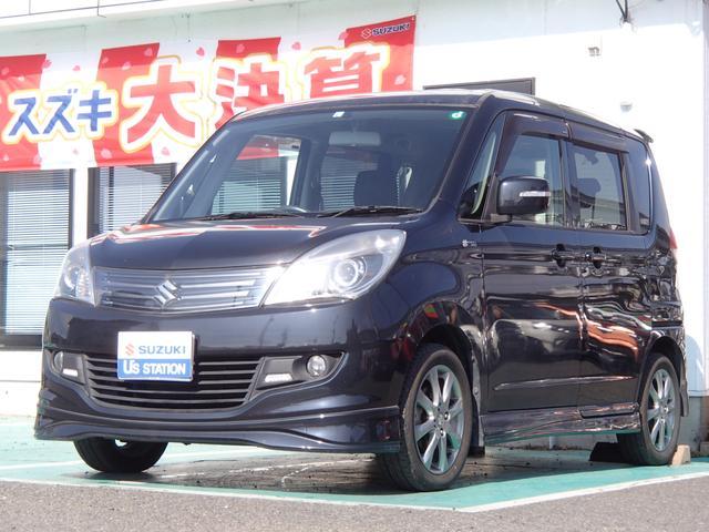 スズキ ソリオ BLACK&WHITE MA15S 2型 ナビ ETC
