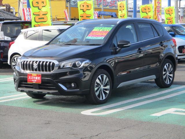 SX4 Sクロス(スズキ) 2型 中古車画像