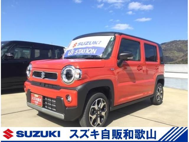 「スズキ」「ハスラー」「コンパクトカー」「和歌山県」の中古車