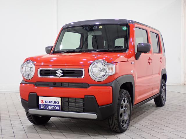 スズキ HYBRID Gターボ 9インチナビ ☆新販売方式適用車☆