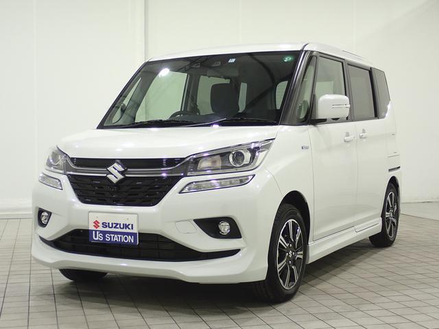 スズキ HYBRID MV 2型 両側パワスラ☆新販売方式適用車☆