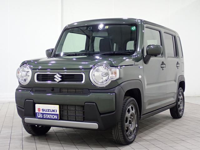 スズキ HYBRID G 全方位モニターナビ搭載☆新販売方式適用車☆