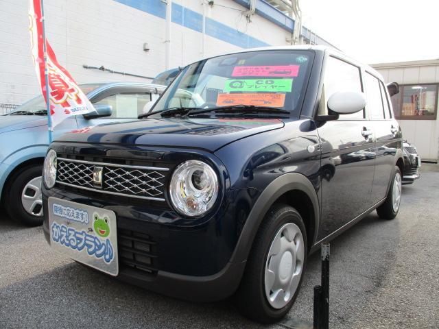 沖縄県の中古車ならアルトラパン モード 2型