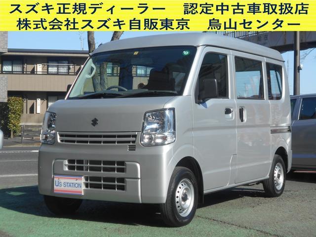 スズキ PA 2型  2WD・4速AT:5月3,4,5日限定