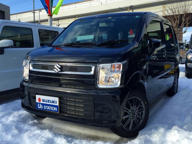 スズキ FA 4WD ☆DSBS・ナビ・ETC・冬タイヤ・ドラレコ☆