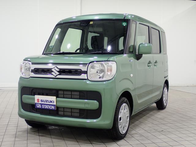 スズキ HYBRID X ★新販売方式適用車★ DSBS付!