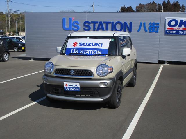 スズキ HYBRID MX 6ATターボ 衝突軽減ブレーキサポート