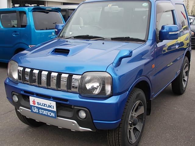 スズキ クロスアドベンチャー XC 8型 4WD 5速マニュアル車