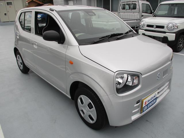 スズキ L 2型 前後軽減ブレーキ ラジオ付CD 2WD CVT