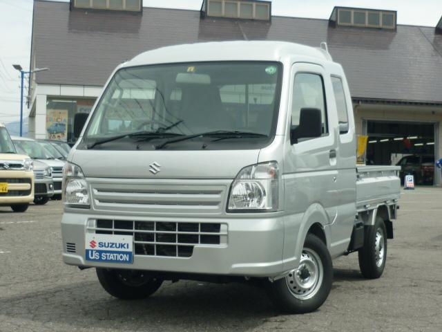 スーパーキャリイ(スズキ) L P4WD 5MT 中古車画像