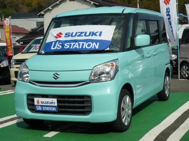 スズキ X MK42S オーディオレス車