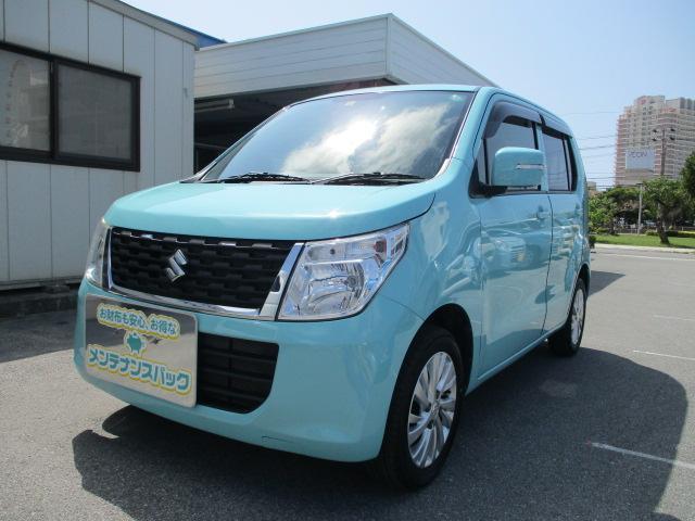 沖縄県中頭郡北谷町の中古車ならワゴンR FXリミテッド 4型