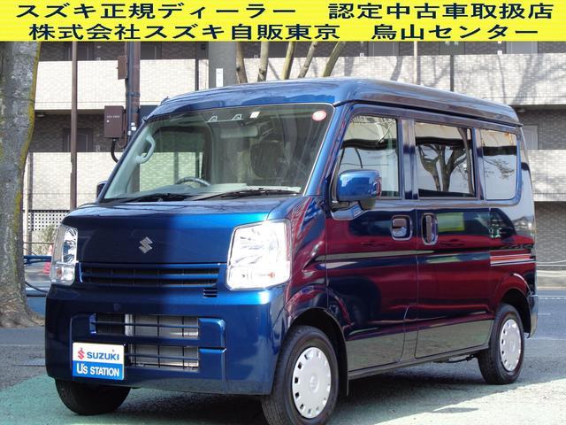 スズキ JOIN 3型4速オートマパートタイム4WD軽減ブレーキ付き