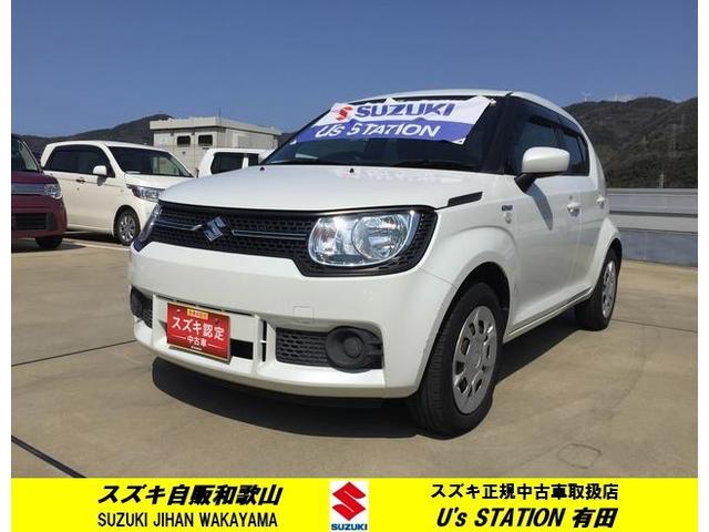 「スズキ」「イグニス」「SUV・クロカン」「和歌山県」の中古車