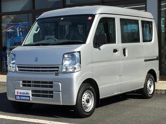 スズキ PA 3型 4WD車 4速オートマ