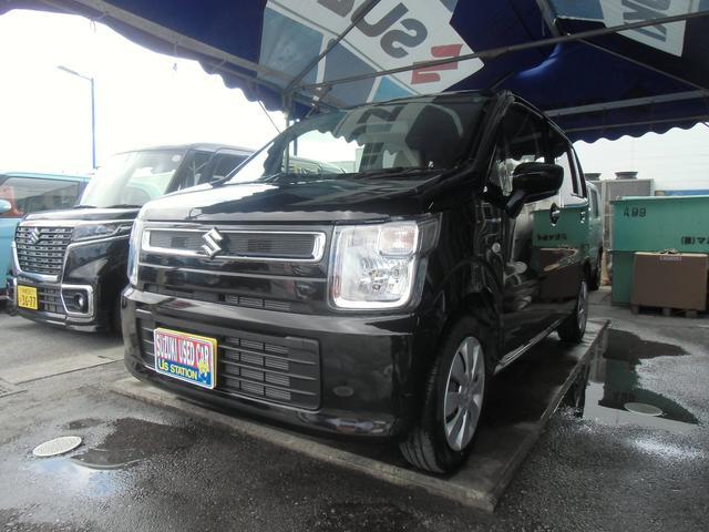 沖縄県の中古車ならワゴンR HYBRID FX 2型