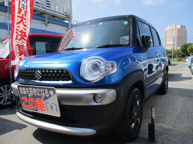 沖縄県の中古車ならクロスビー HYBRID MZ