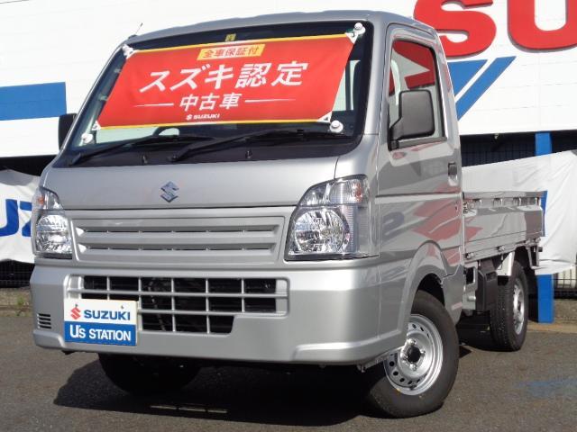 スズキ KCエアコンパワステ 4WD・5MT