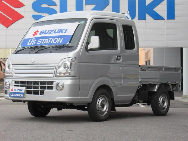 スズキ スーパーキャリイ X 代車・試乗車使用 リクライニングシート