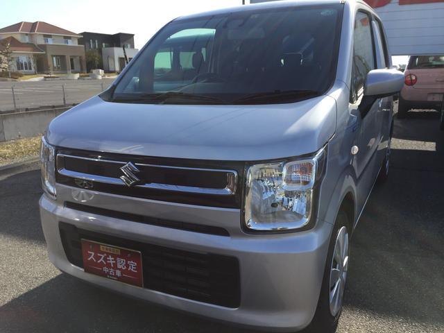 スズキ HYBRID FX 2型 2WD