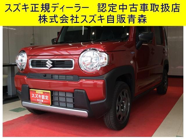 スズキ HYBRID G 4WD CVT 全方位カメラ 純正ナビ