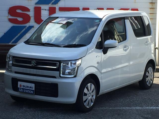 スズキ HYBRID FX サポカー/CDプレーヤー/シートヒーター