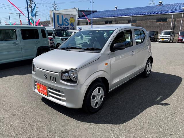 スズキ L サポカー/CDプレーヤー/オートライト/シートヒーター