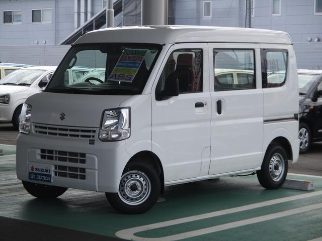 スズキ エブリイ PA 3型 4WD 4AT ラジオ