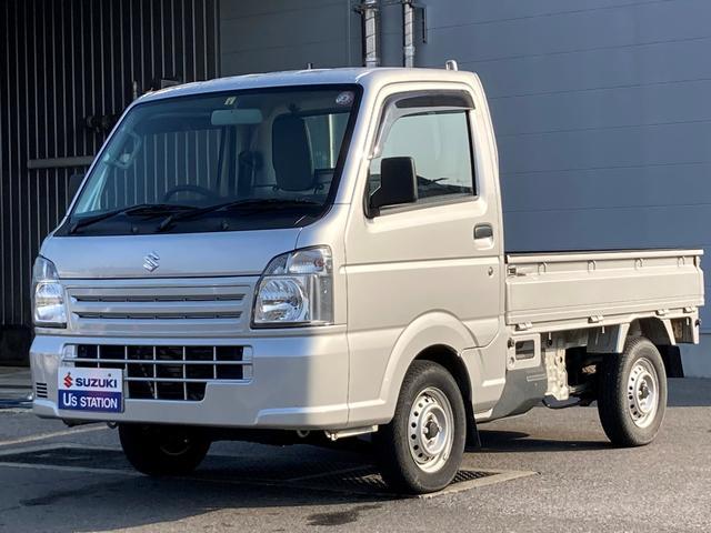 スズキ KC エアコン・パワステ 2型 4WD 5MT純正オーディオ