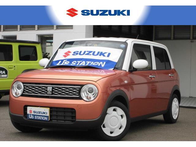 スズキ アルトラパン Sセレクション 社用車UP車 レーダーブレーキサポート