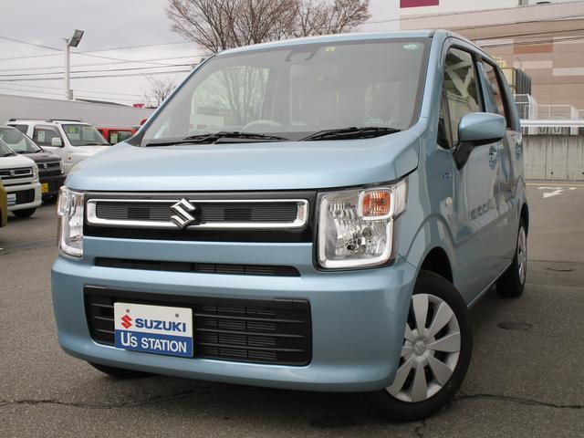 スズキ HYBRID FX 2WD 2型 スズキセーフティサポート