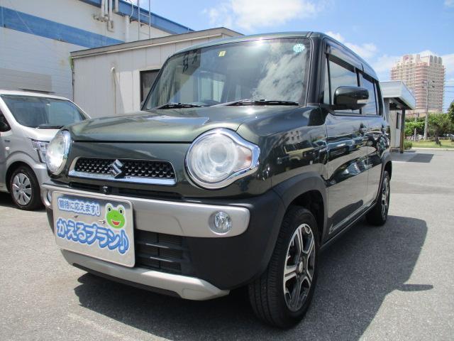 沖縄県中頭郡北谷町の中古車ならハスラー X 2型