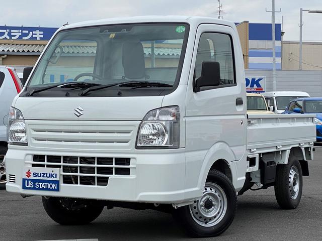 スズキ KCエアコンパワステ 4型 衝突被害軽減ブレーキ 新車保証