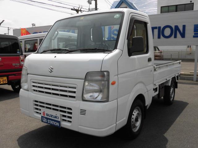 スズキ FC 農繁 4型 4WD 5MT 荷台マット ゲートチェーン