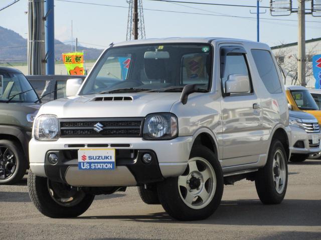 スズキ ジムニー XG 4WD 4AT