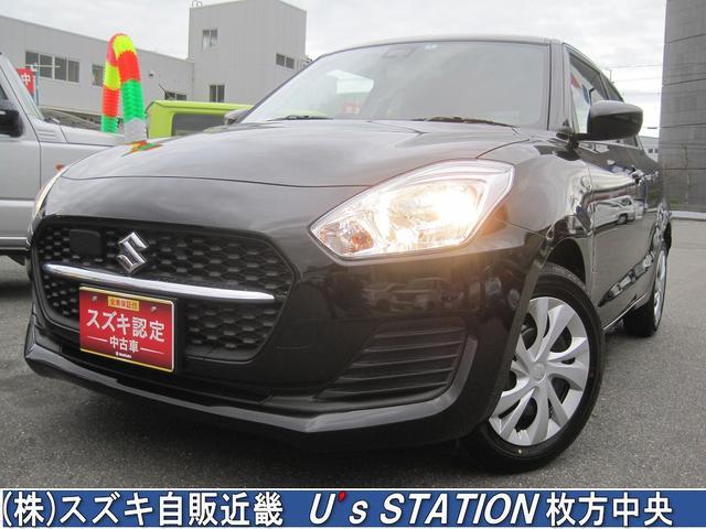 スズキ スイフト XG 衝突軽減ブレーキ/メーカー保証継承/