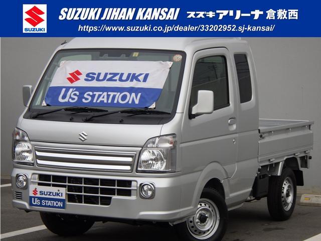 スズキ スーパーキャリイ X 2型 衝突軽減ブレーキ