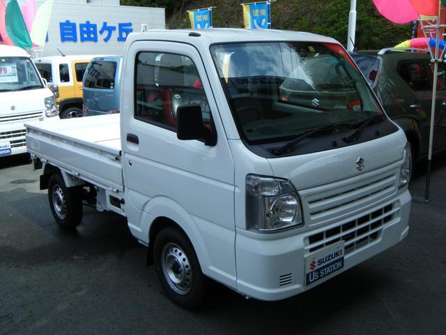 スズキ KCエアコンパワステ 4型  4WD 3AT